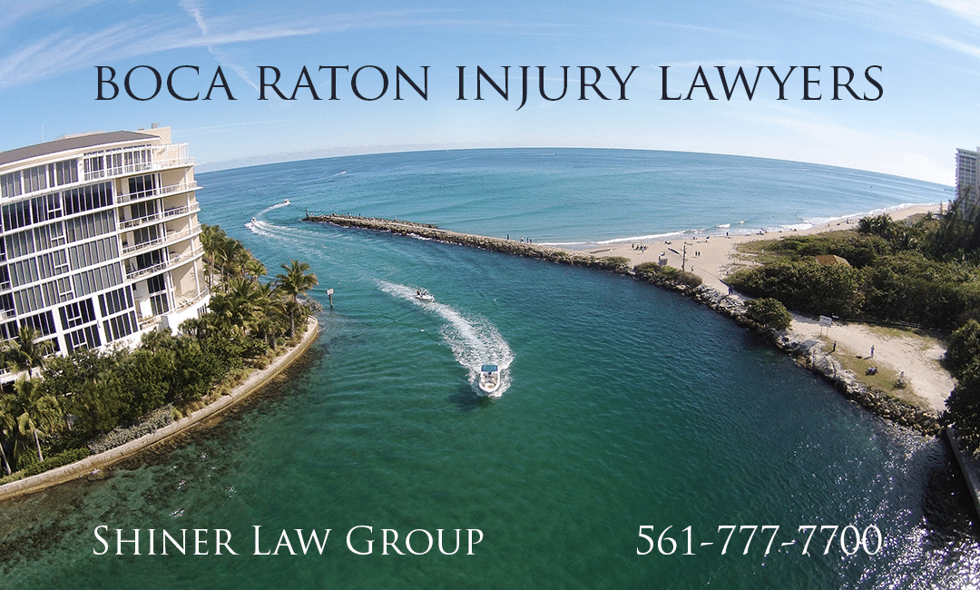 Boca Raton Personal Injury Lawyers Shiner Law Group