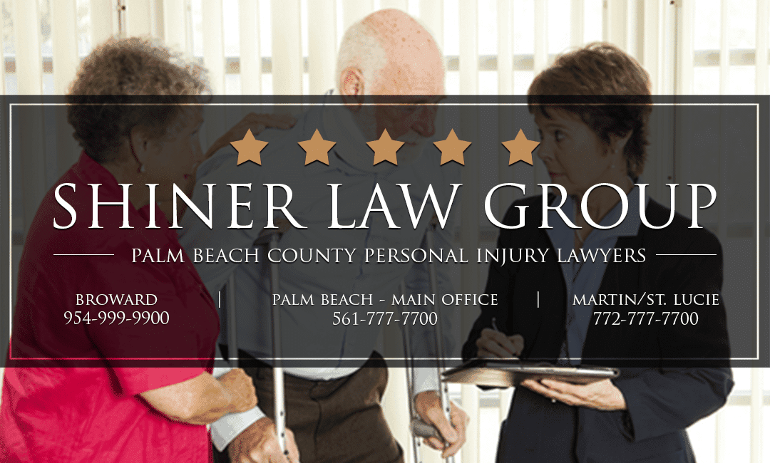 Palm Beach County Personal Injury Lawyers Shiner Law Group