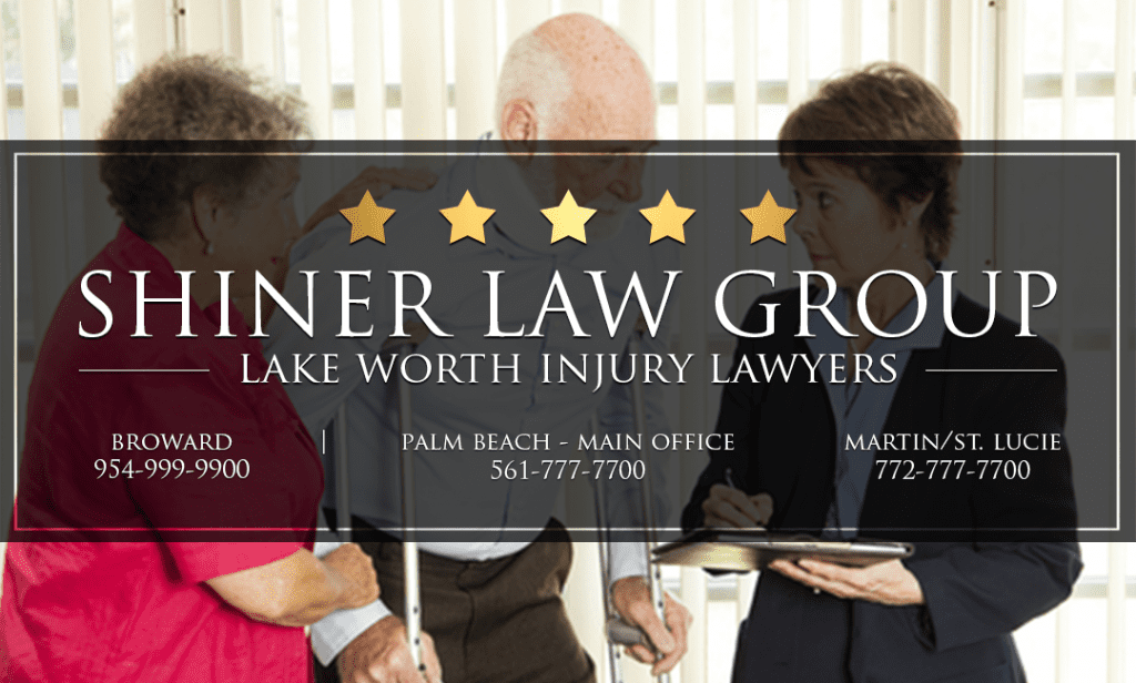Lake Worth Injury Attorney Shiner Law Group Personal Injury Attorneys