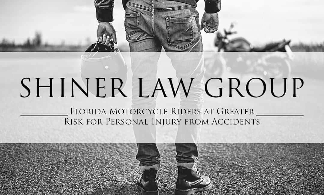 Florida-Motorcycle-Riders-at-Greater-Risk-for-Personal-Injury-from-Accidents-David-Shiner-Law-Group