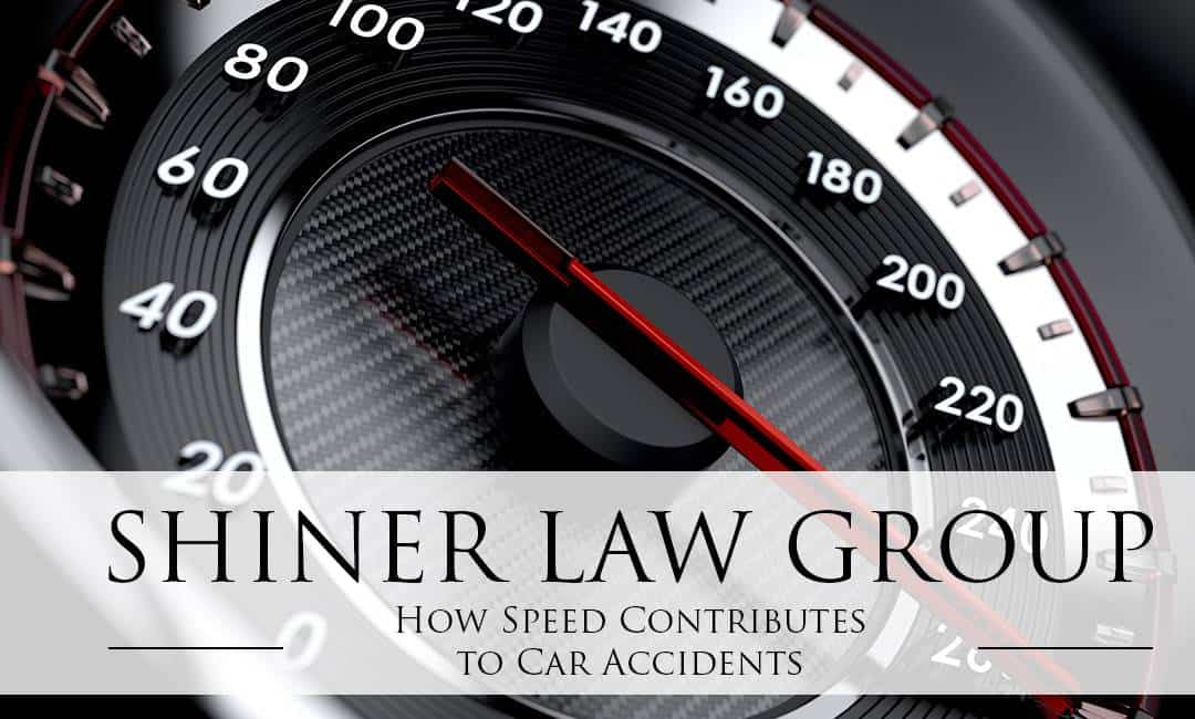 How Speed Contributes to Car Accidents