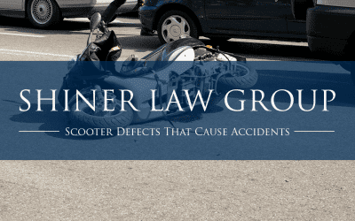 Scooter Defects That Cause Accidents