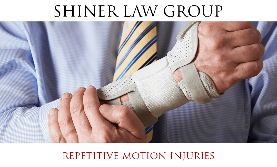Repetitive Motion Injuries